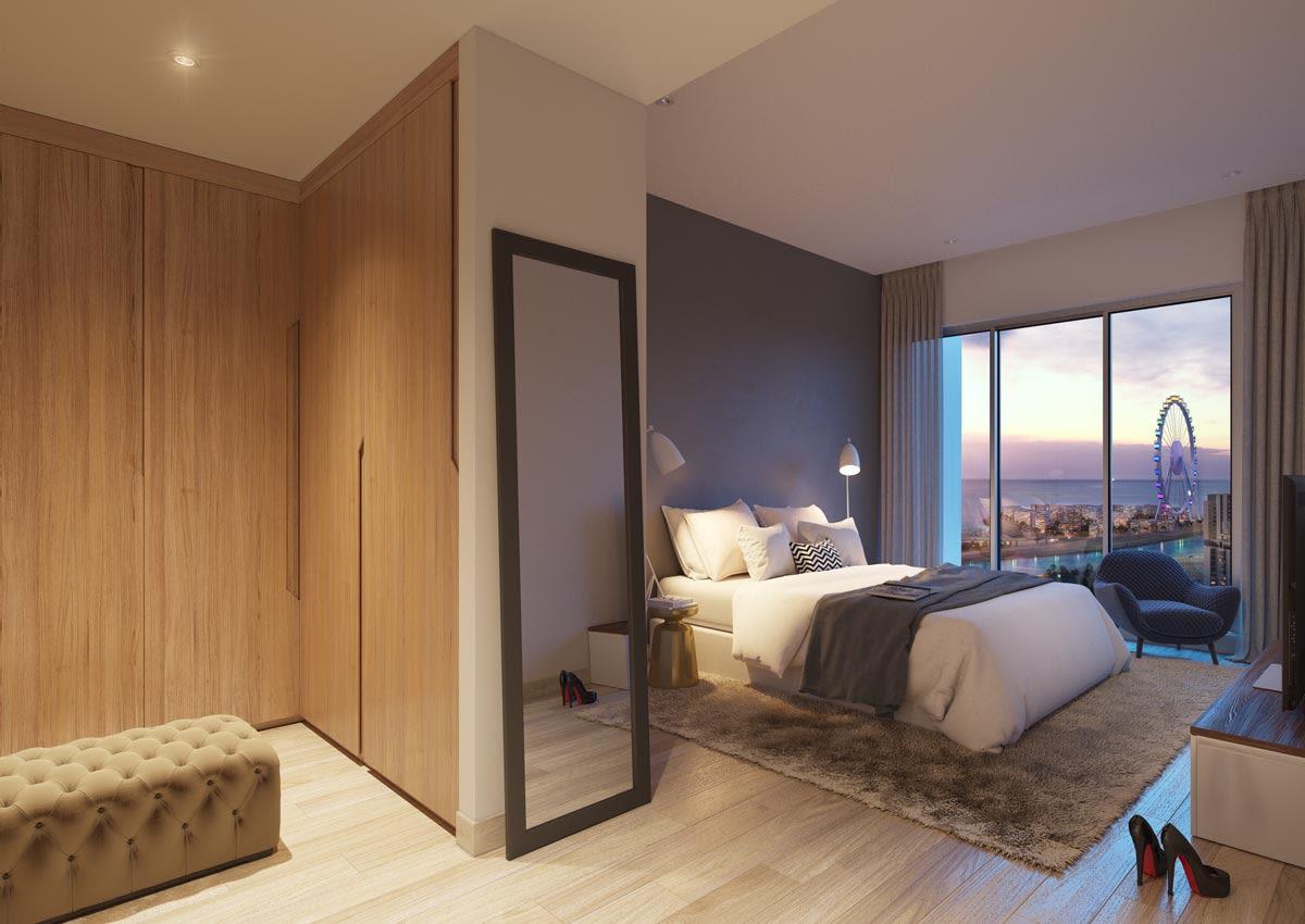 Sea View | 1 Bed | Studio One Marina