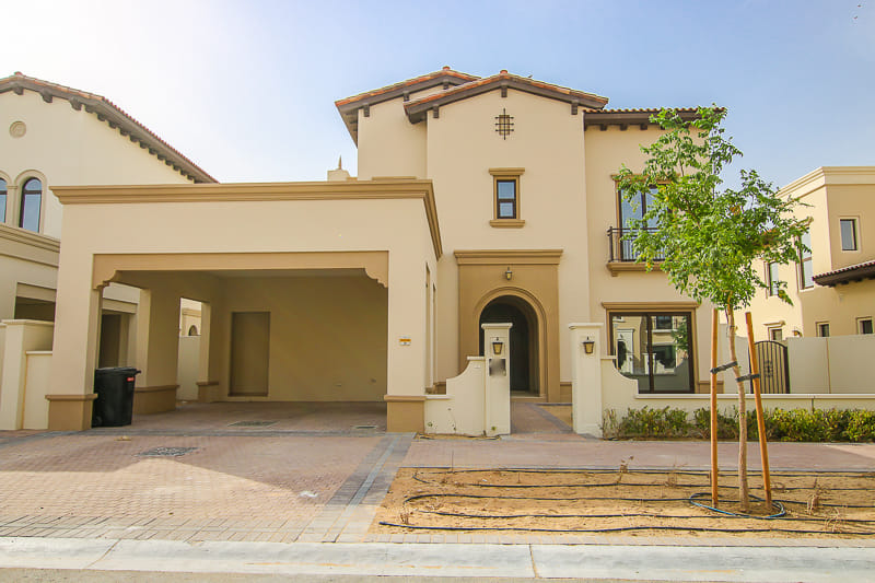 LANDSCAPED VILLA | TYPE 1 | 4 BED + MAID
