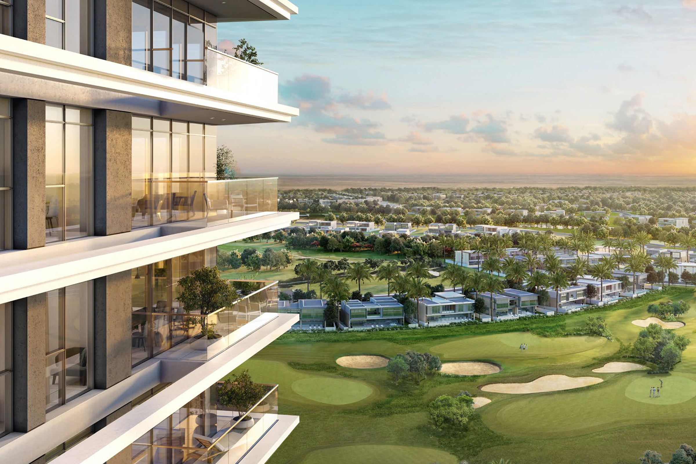 GOLF COURSE APARTMENT ONE BEDROOM