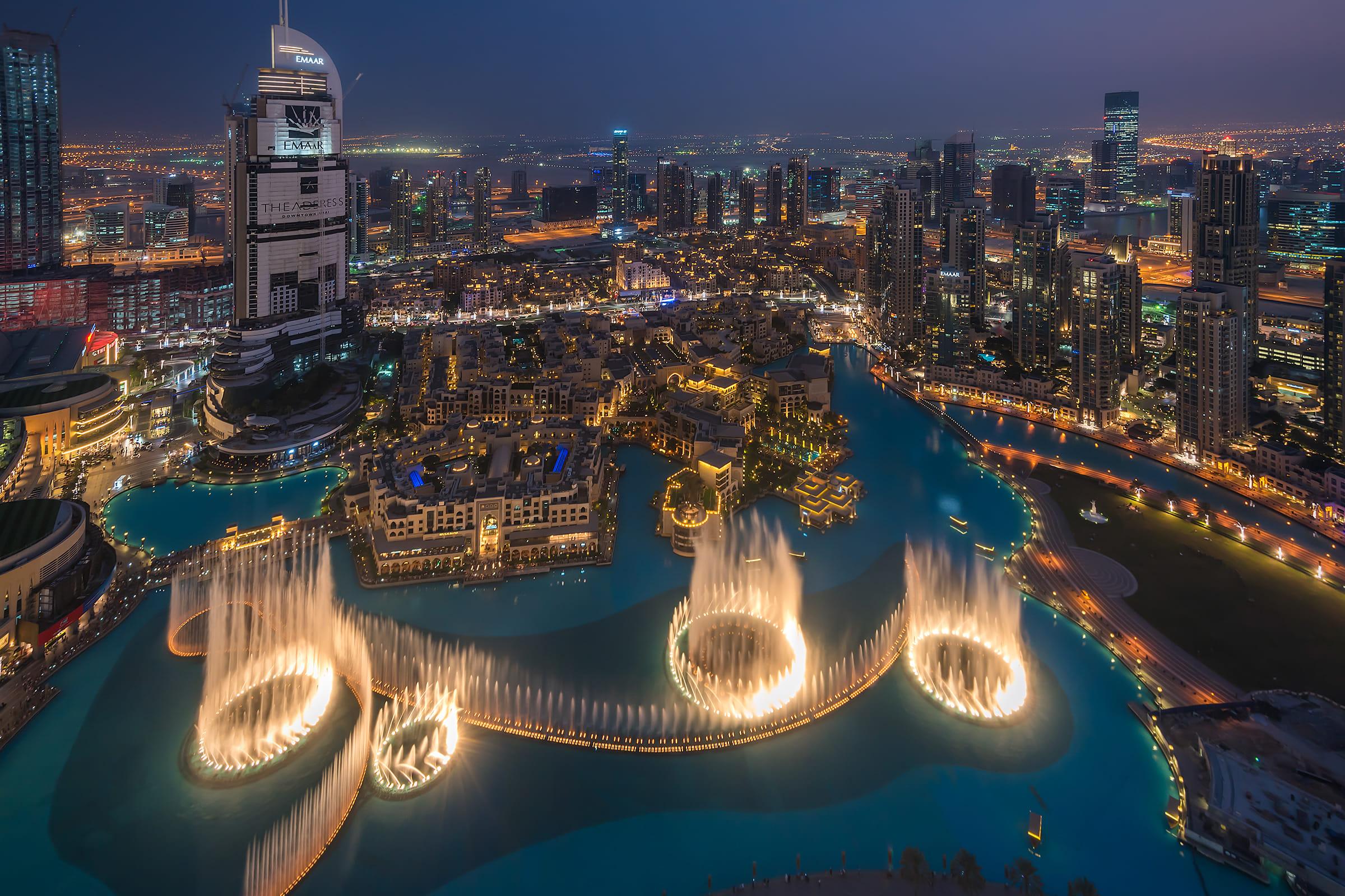 Burj Khalifa Penthouse, Downtown