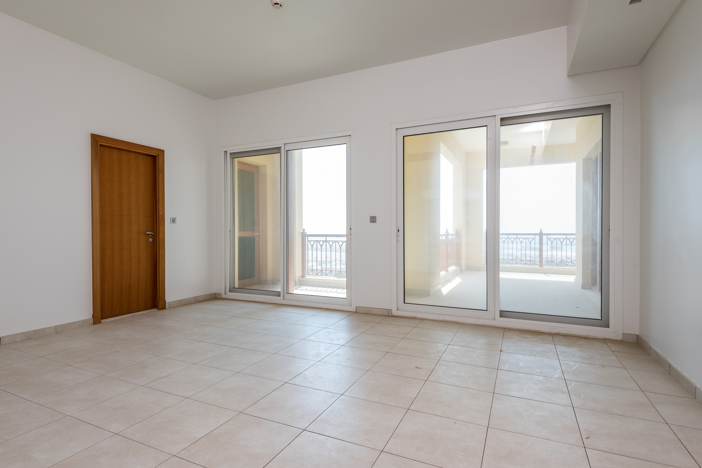 Type A   Vacant   Palm Marina View   3BR