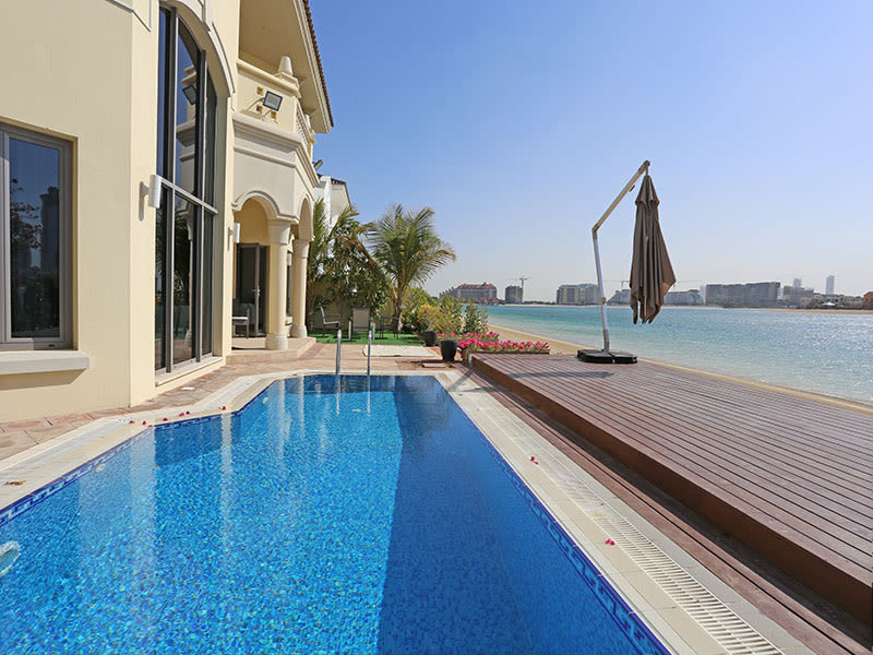 Fully Furnished | Sea views | Private beach