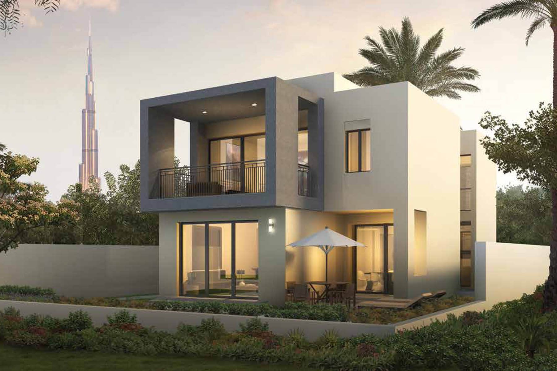 Close to Pool and Park | Beautiful 5 Bed Villa