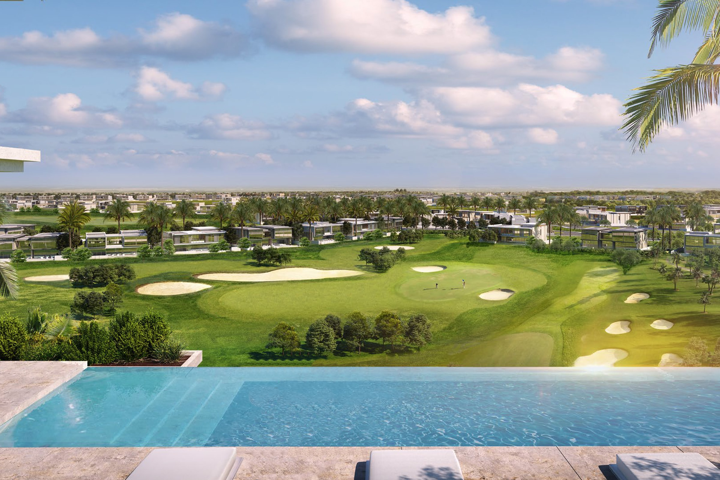 Golf Course Location | One Bed Apartment