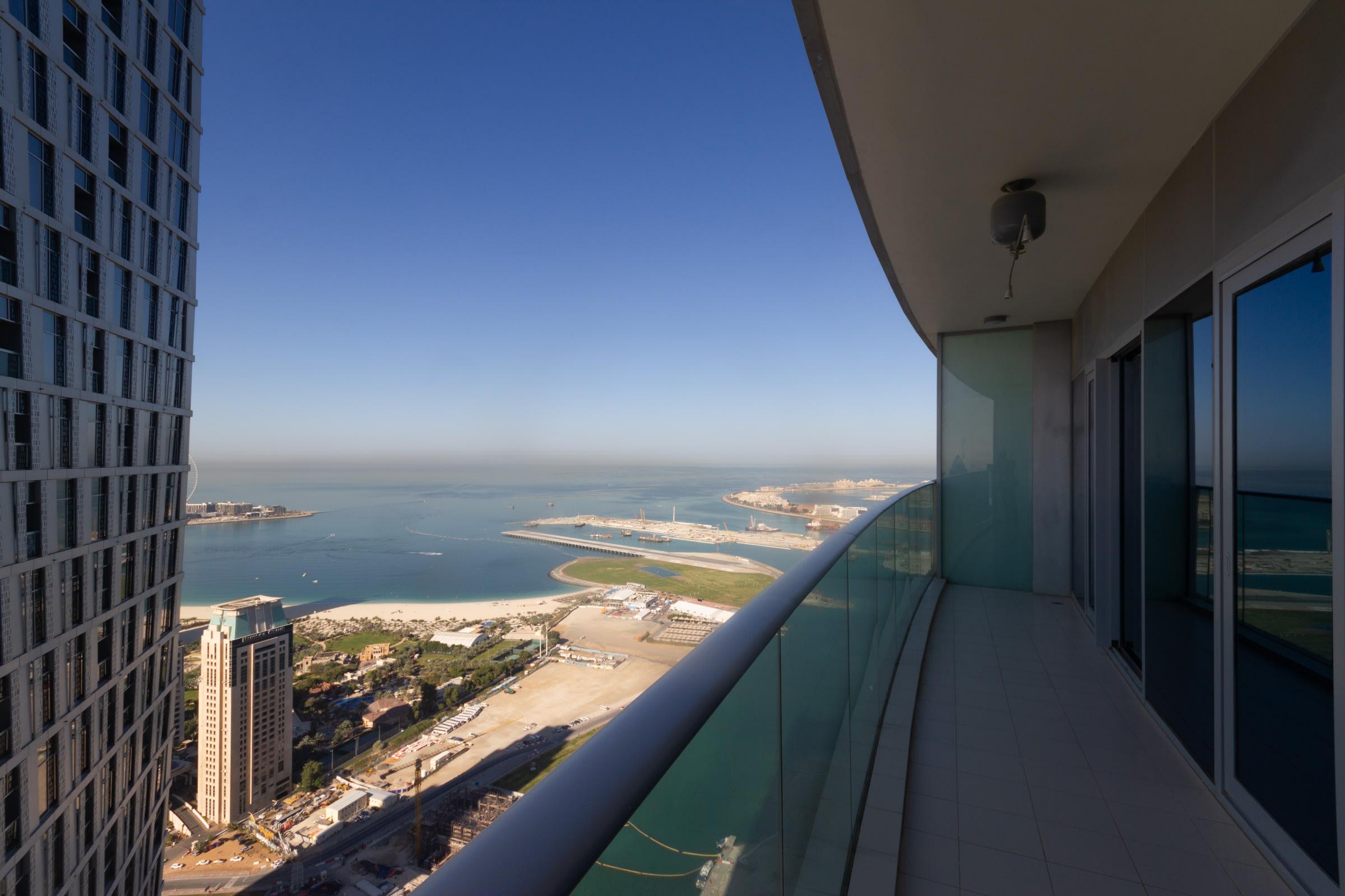 1 Bedroom Apartment | Fendi |Marina view