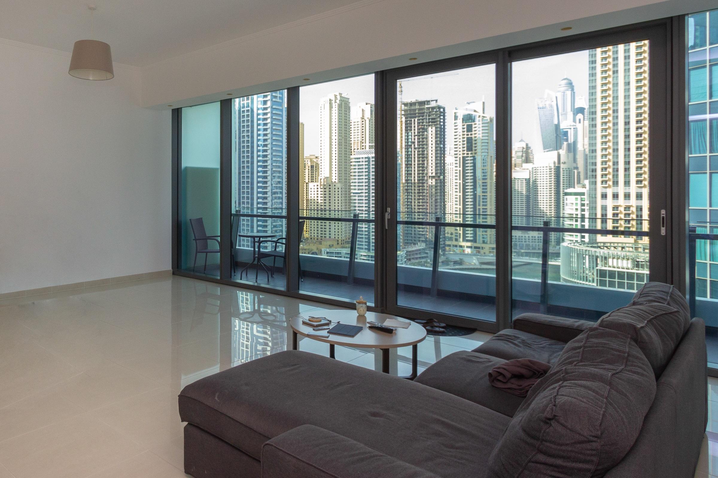Huge 2 Bedroom | Silverene A | Marina View