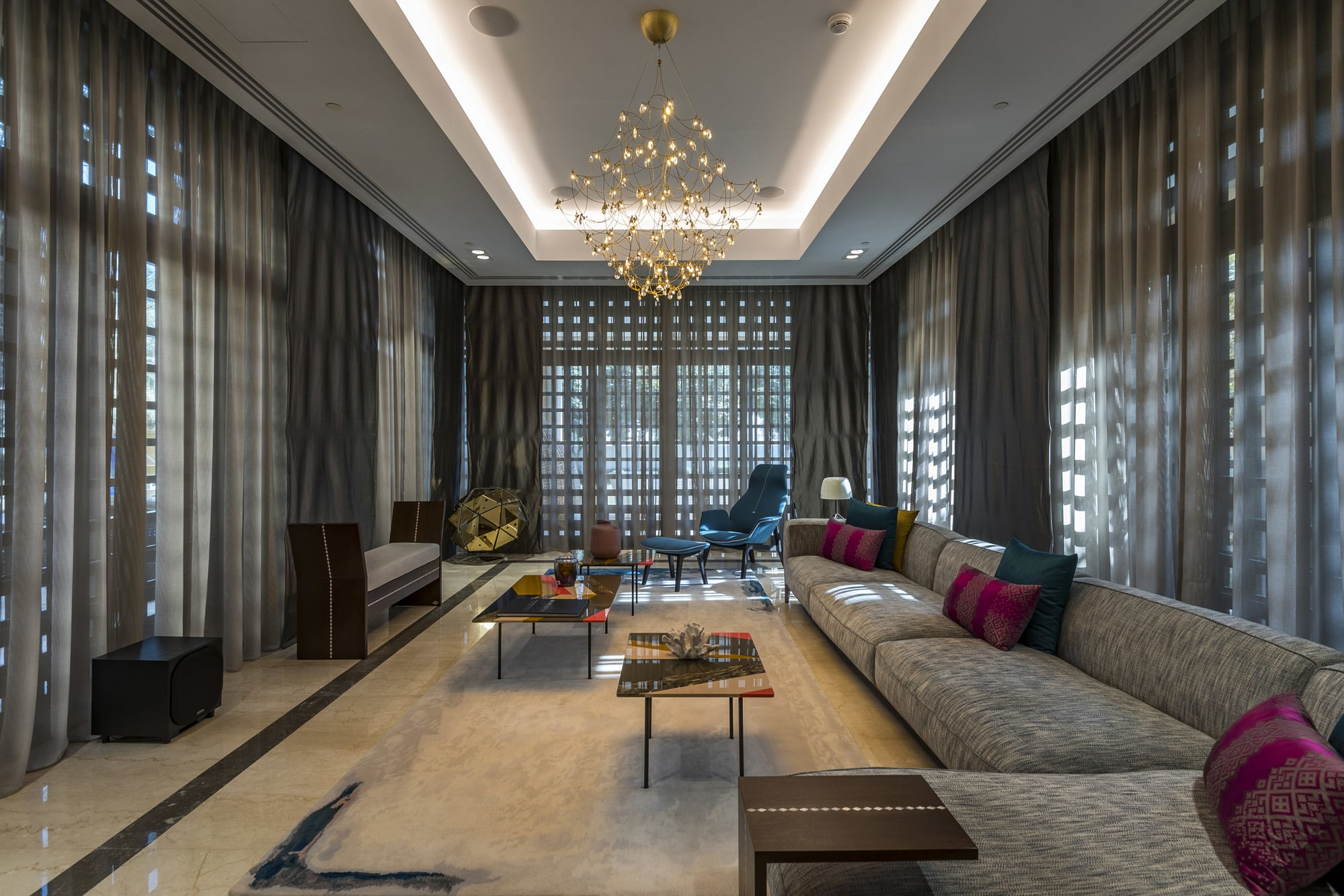 Al Barari Villa Interior
