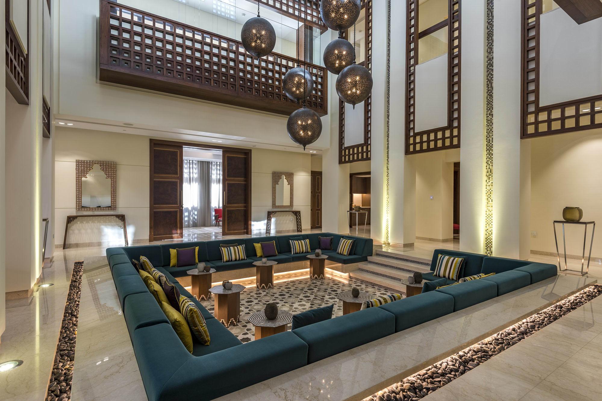 Emirates Hills Villa interior