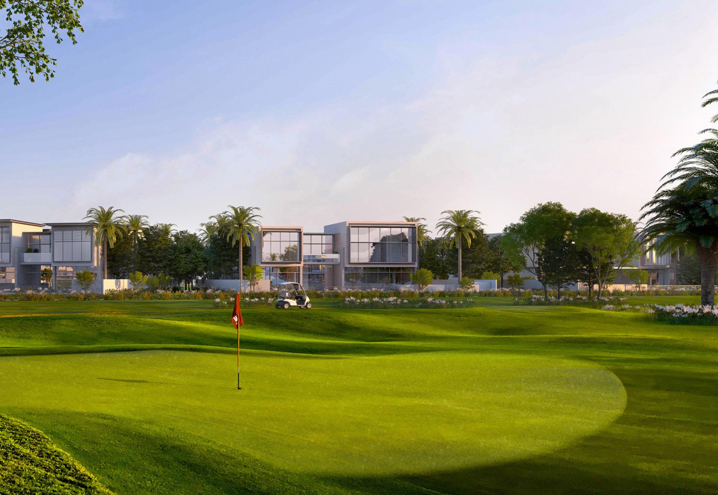 Golf place by Emaar at Dubai Hills Estate