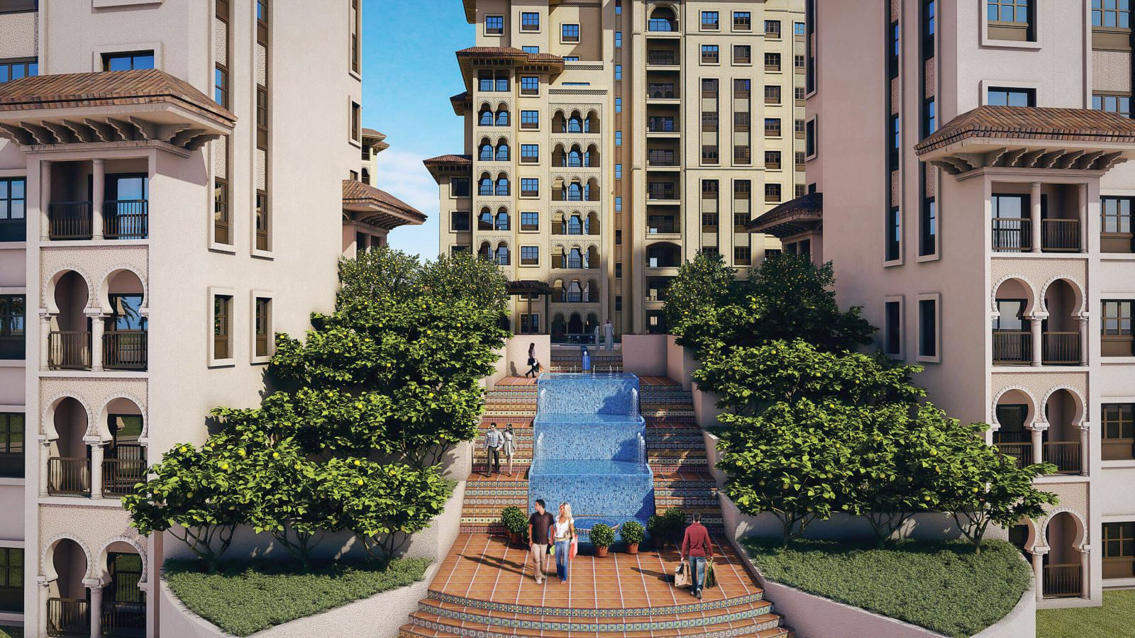 Alandalus Jumeirah Gulf Estates