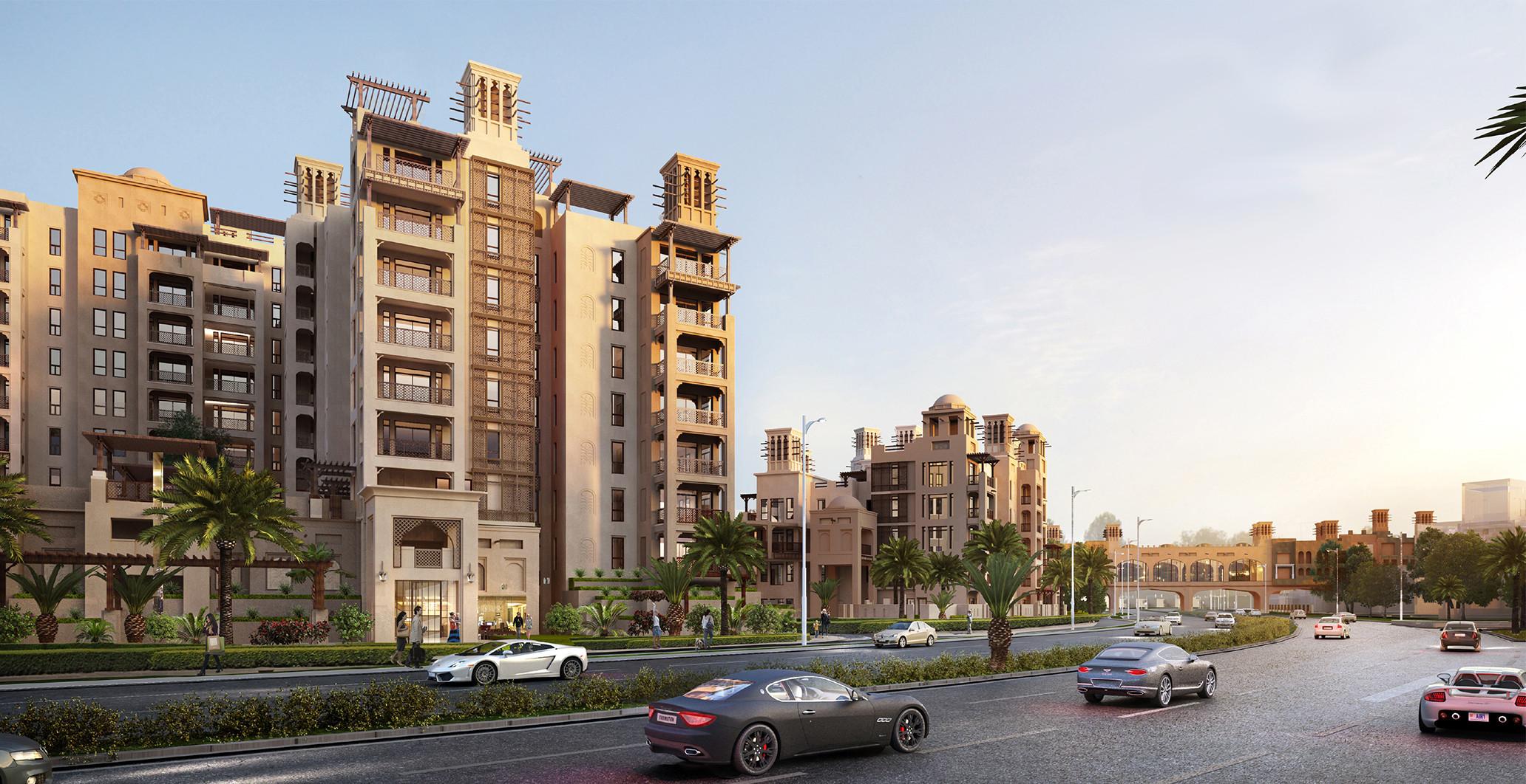 Madinat Jumeirah Development