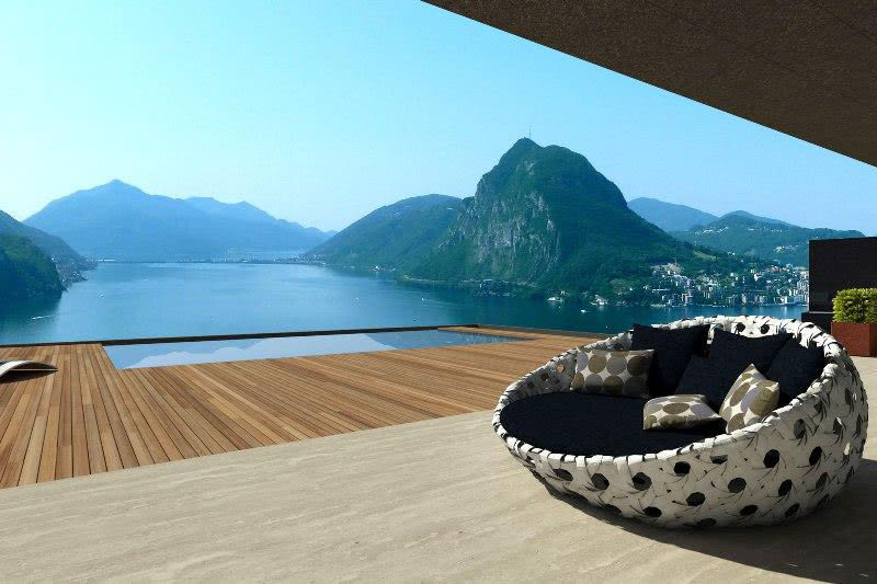 Luxury Villa Lake Lugano