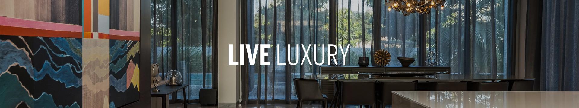 Live Luxury
