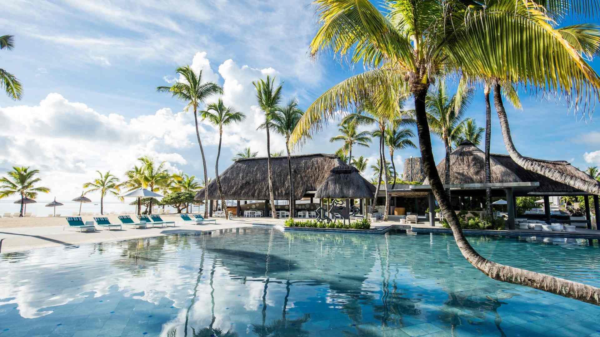 Mauritius Pool Beach