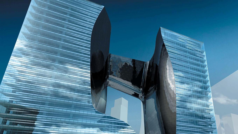 The Opus by Zaha Hadid
