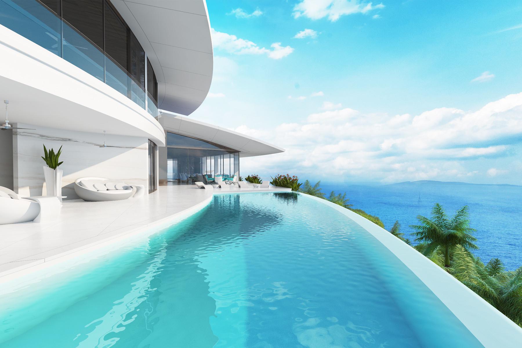Villa Tropic Bird Swimming Pool