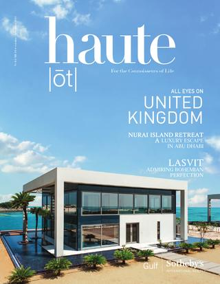 Haute Magazine volume 01
