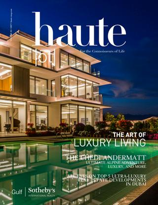 Haute Magazine volume 05