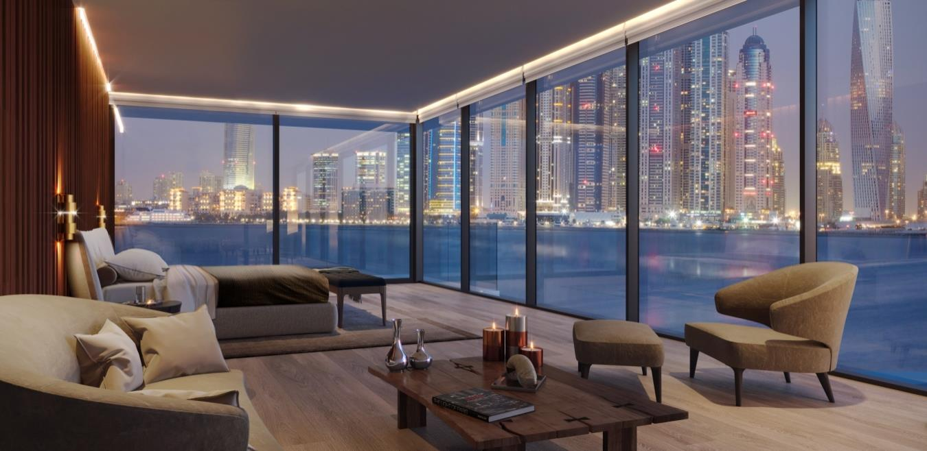 Luxury Full Sea View Apartment One Palm