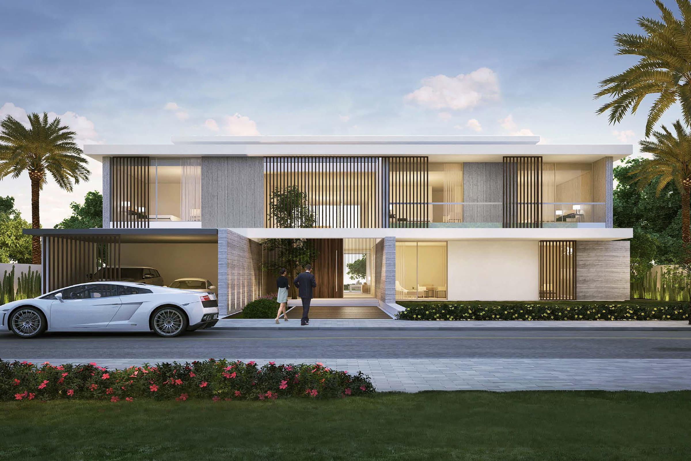 Build Your Dream Home|End Plot Located On The Park