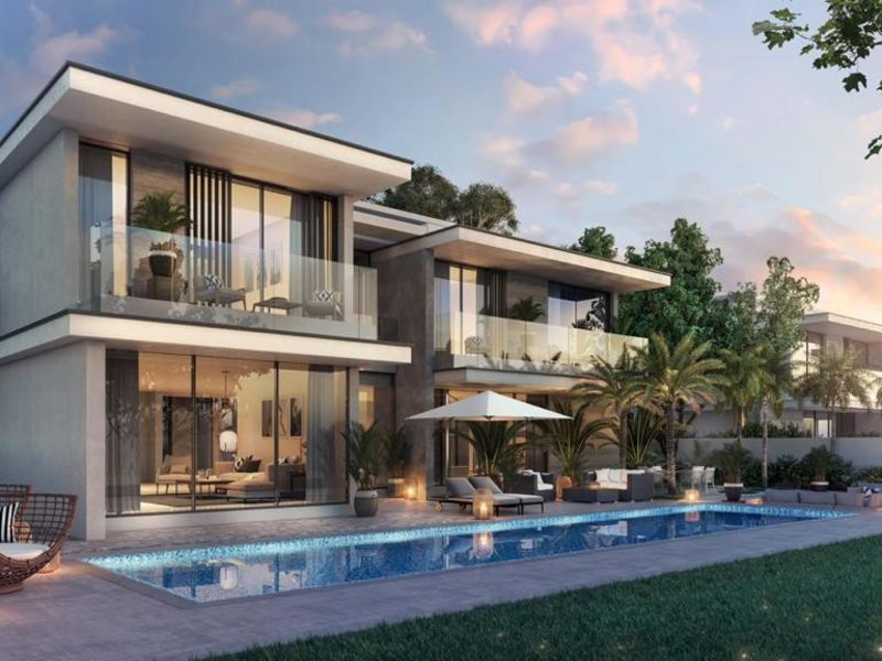 Luxury Exclusive Villas 5% Down to Reserve
