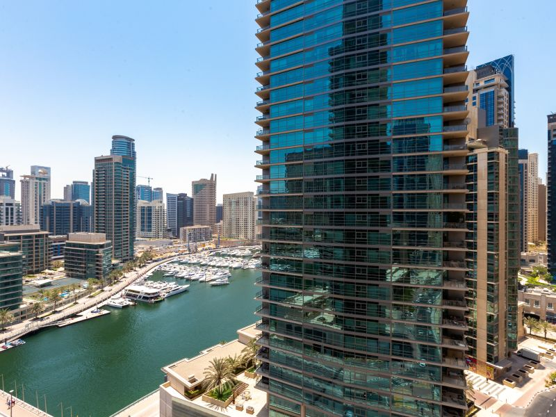 Marina Quays West Tower | Marina View Unit
