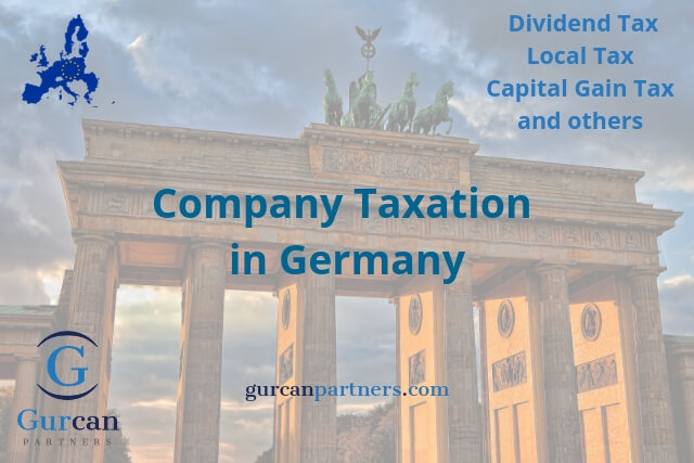 Company Taxation in Germany