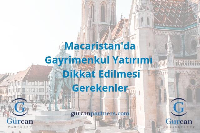 Macaristanda Gayrimenku