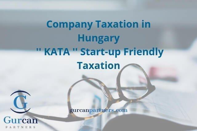 company taxation in Hungary