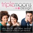 Triple Moons Design