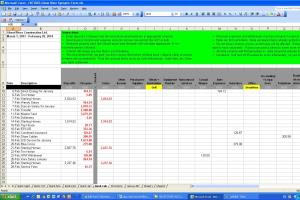 Portfolio for Quickbooks Accounting and Bookkeeping