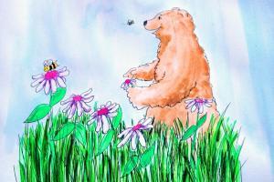 Portfolio for 16 Page Full Color Childrens
