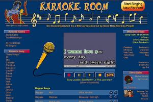 Portfolio for Karaoke Online Video Recording