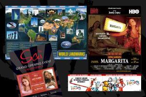 Portfolio for Brochures & Flyers