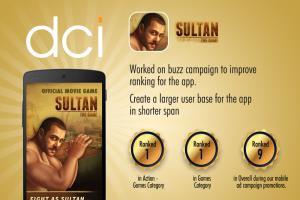 Portfolio for Mobile App Marketing