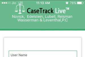 Portfolio for Attorney Websites & Case Management