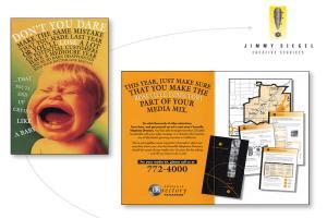 Portfolio for Advertising Design