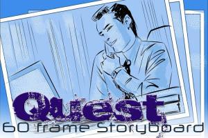 Portfolio for Storyboard - Quest