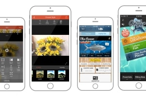 Portfolio for Mobile app (iOS, Android, Windows Phone)