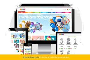 Portfolio for NopCommerce Site development