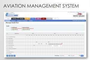 Portfolio for Aviation management system ( SASS)