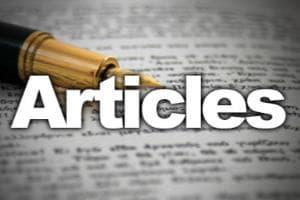 Portfolio for Articles & Press Releases