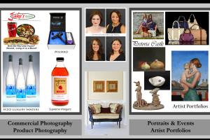 Portfolio for Commercial Photography