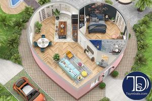 Portfolio for 3D Design & Rendering