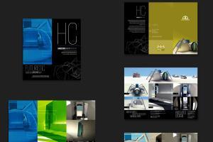 Portfolio for Brochures & Marketing Materials
