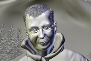 Portfolio for 3d modeling for 3d printing &cnc milling