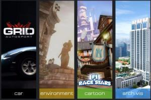 Portfolio for 3D Game models