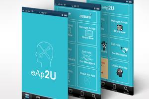 Portfolio for Apps Design