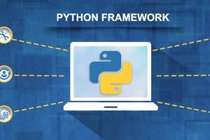Portfolio for Python/ Django