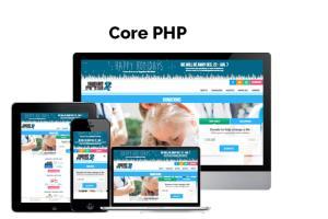Portfolio for PHP & Database Development